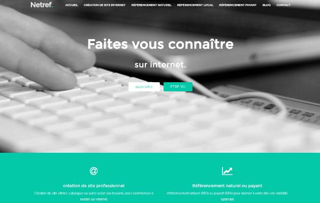 création internet Dijon