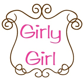 Logo du site Girly Girl et j'assume.