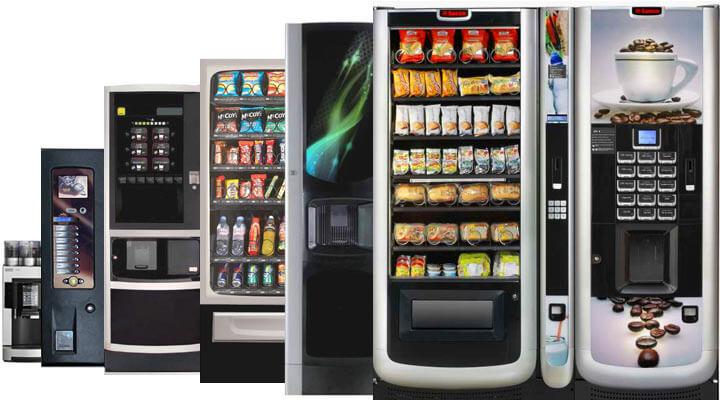 modèle de distributeur automatique