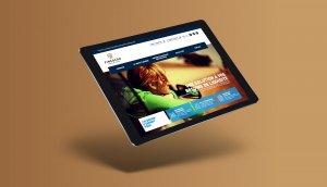 La création d'un site internet pour une société par Mars Rouge. www.fineocar.com