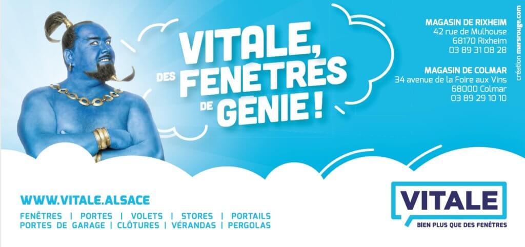 Retrouvez les fenêtres Vitale partout en Alsace. Crédit Agence Mars Rouge.