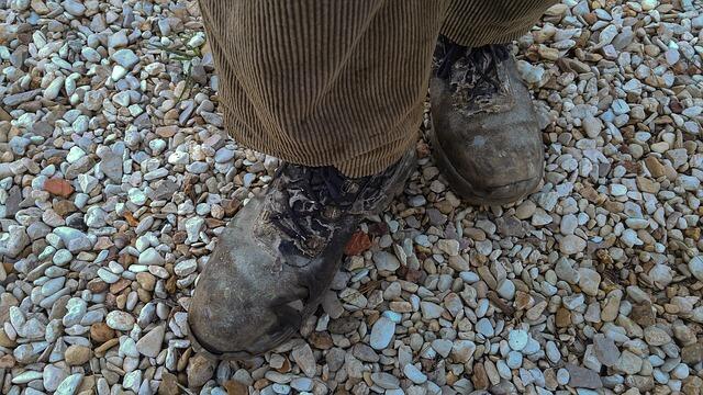 Entretien chaussures de sécurité