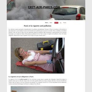 www.crit-air-paris.com