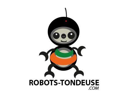 Logo robot tondeuse